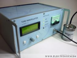 Time manipulator DCF77