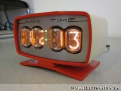 Nixie Tube Clock - Amy Time!