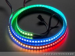 Remote RGB LED strip driver with PICBasic