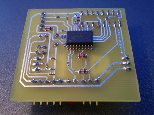 Tiny GSM alarm system - Elektronika ba
