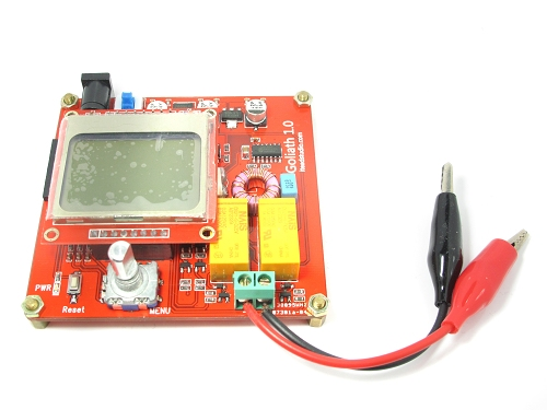 Arduino LC Meter - Elektronika ba
