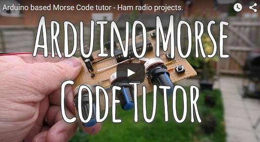 Morse Code Generator with Arduino - Elektronika ba